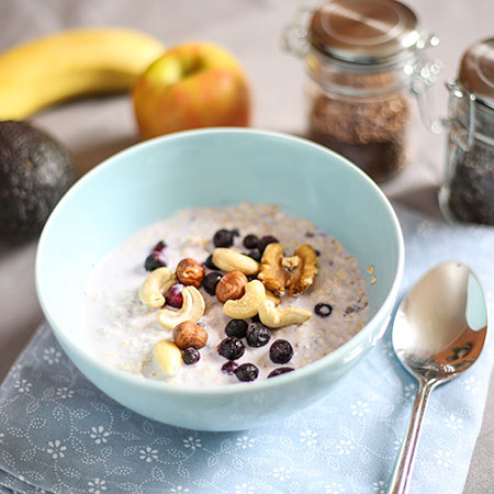 Frühstück mit dem Abnehmplan